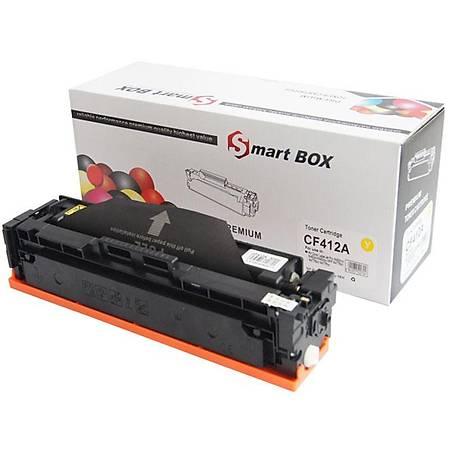 HP CF412A 410A TONER - HP Color LaserJet Pro M377DW - M452 - M477 Sari Muadil Toner