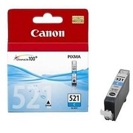 Canon CLI-521 C Mürekkep Kartuþ