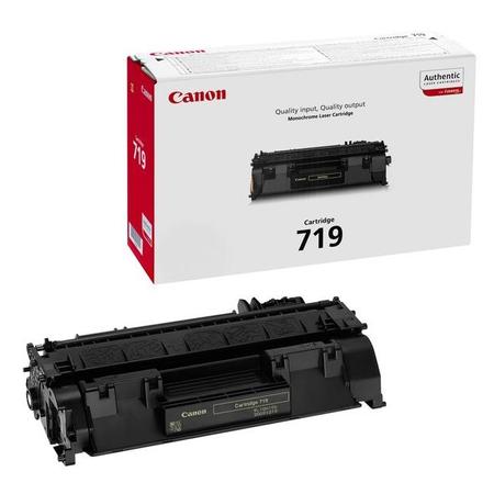 Canon CRG-719 - MF5940 - MF5980 - MF6140 - MF411 - MF416 - MF418 - MF419 - MF6180 - LBP251 - LBP252 - LBP253 Orjinal Toner
