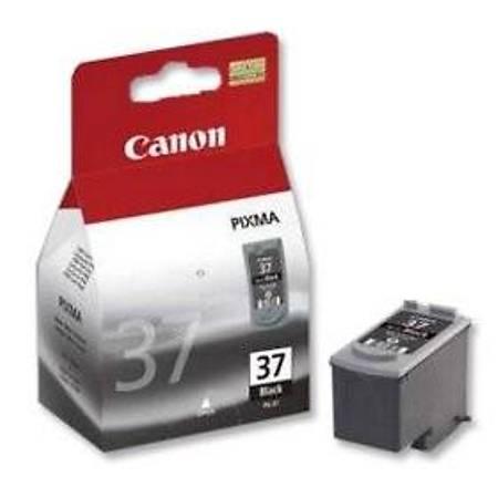 Canon PG-37 Kartuþ - Canon PG-37 Orjinal Siyah Kartuþ