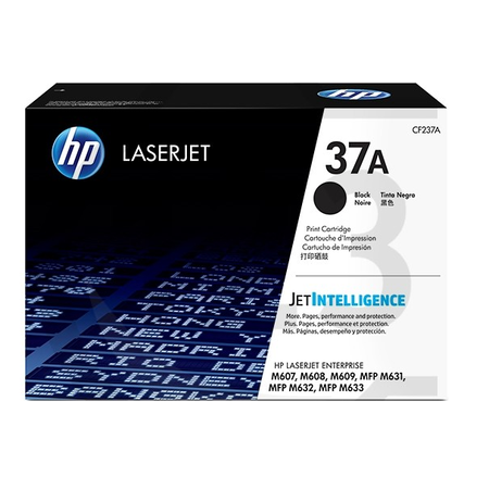 HP CF237A 37A TONER - HP M607 - M608 - M609 - M631 - M632 - M633 Orjinal Toner