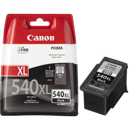 Canon PG540XL - Canon Pg-540XL 0rjinal Siyah Kartuþ