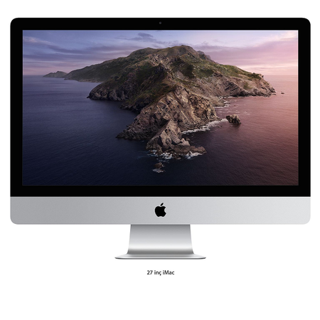 APPLE MRR02TUA Ci5 8GB 1TB 4GB Radeon Pro 575X 27 Mac OS AIO