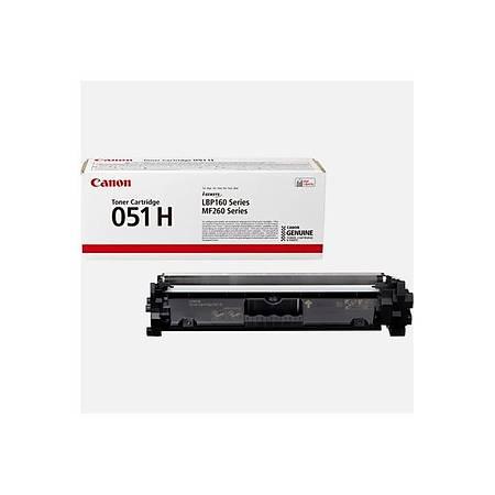 Canon CRG-051H BK Toner 2169C002
