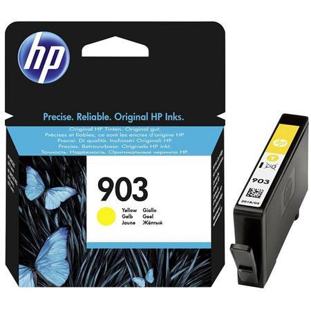 HP 903 SARI KARTUÞ - HP OFFICEJET 6950 - 6960 - 6970 ORJÝNAL SARI KARTUÞ