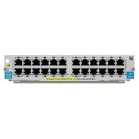 HP 8p 1/2,5/5/XGT PoE+ v3 zl2 Mod