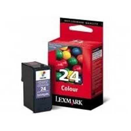 Lexmark 18C1524E CMY Mürekkep Kartuþ (24)
