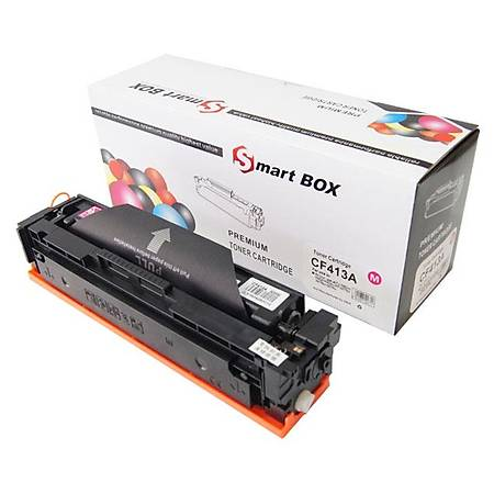 HP CF413A 410A TONER - HP Color LaserJet Pro M377DW - M452 - M477 Magenta Muadil Toner