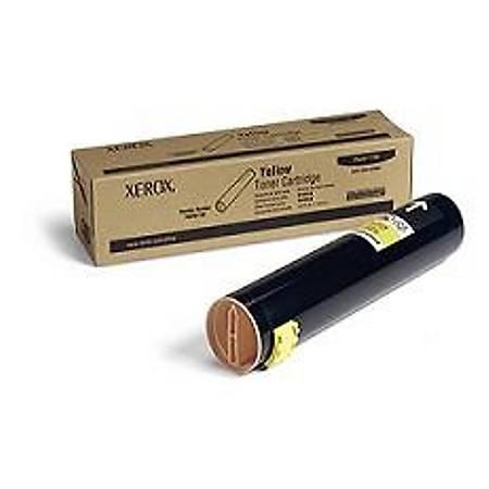 Xerox Phaser 7760 Yellow Toner (106R01162)