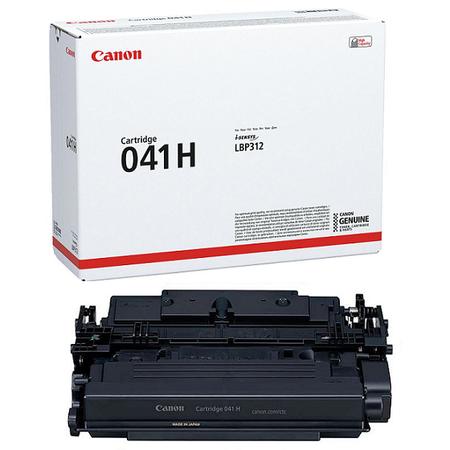 Canon CRG-041H TONER, Canon LBP312dn - LBP-312X Orjinal Toner Yuksek Kapasite