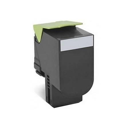 Lexmark 80C8XKE Siyah Corporate Toner 8000 Sayfa