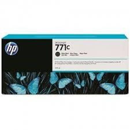 HP B6Y07A Matte Black Mürekkep Kartuþ (771C)