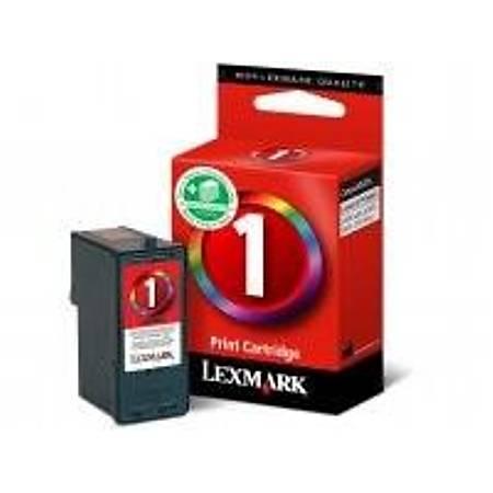 Lexmark 18CX781E CMY Mürekkep Kartuþ (1)