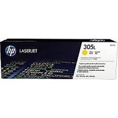 HP CE412L Yellow Toner Kartuþ (305L)