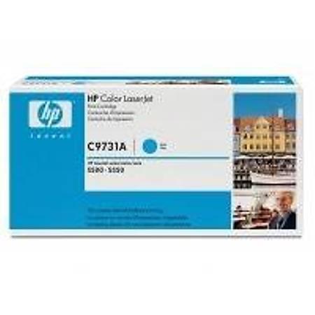 HP C9731A Cyan Toner Kartuþ