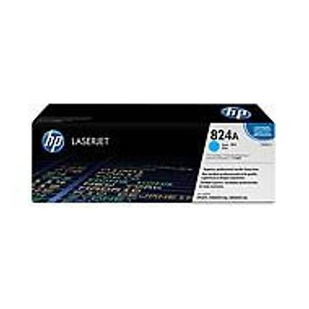 HP CB381A Cyam Toner Kartuþ (824A)