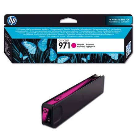 HP 971 Magenta Kartuþ - HP 971 CN623A Orjinal Kartuþ