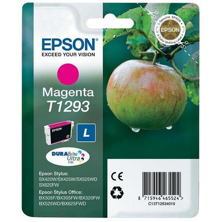 Epson T1293, T129340 Magenta Original Kartuþ