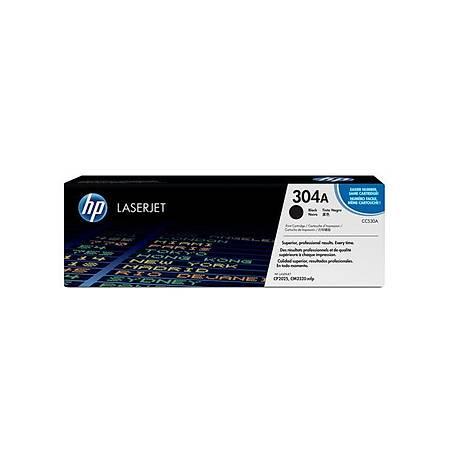 HP CC530A Black Toner Kartuş (304A)