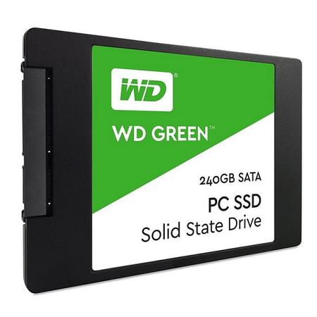 WD WDS240G2G0A 240GB SATA GREEN SSD DÝSK