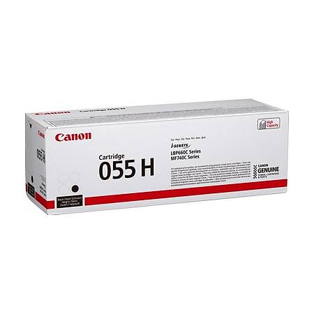 Canon CRG-055H BK Toner K. 3020C002