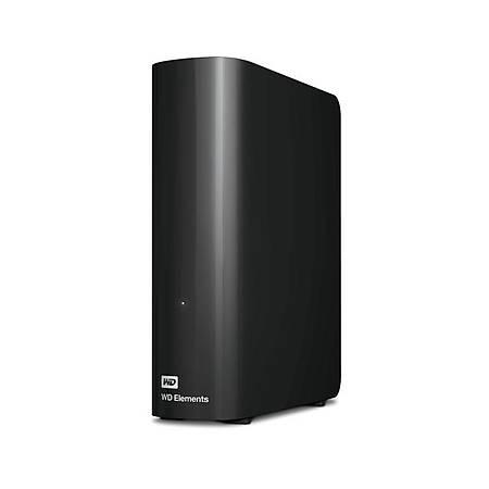 WD WDBWLG0140HBK-EESN Elements 14 TB Black Desktop