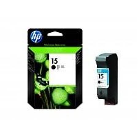 HP C6615D Black Mürekkep Kartuþ (15)