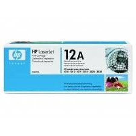 HP Q2612A Black Toner Kartuþ (12A)
