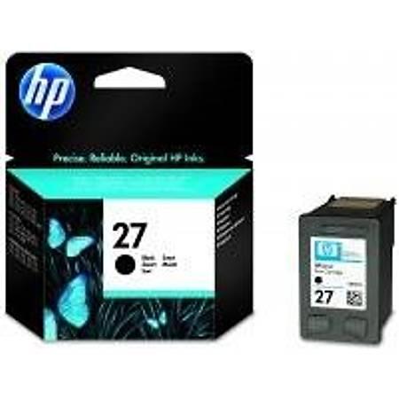 HP C8727A Black Mürekkep Kartuþ (27)