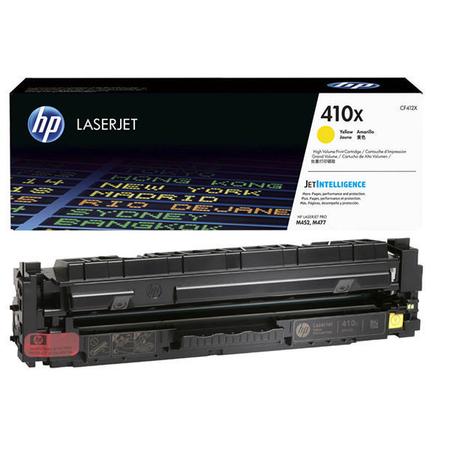 HP CF412X 410X TONER - HP Color LaserJet Pro M377 - M452 - M477 ORJÝNAL SARI TONER