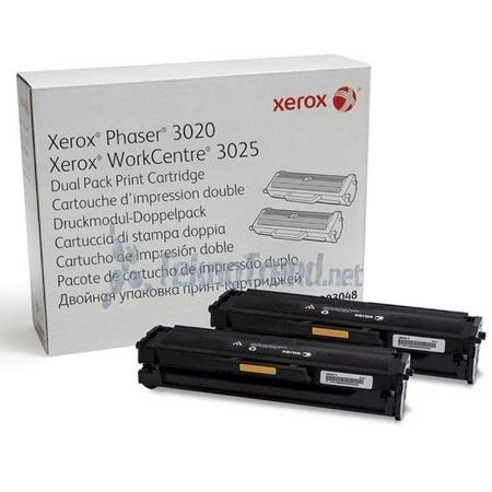 XEROX 106R03048 Phaser 3020 - WC3025 Orjinal Toner Ýkili Paket