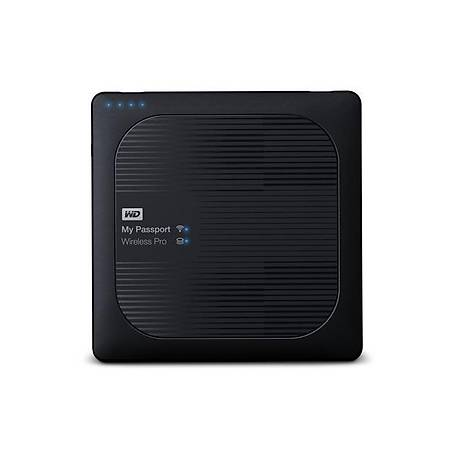 WDBSMT0040BBK-EESN - WD MY PASSPORT PRO 4TB BLACK 2.5 ÝNCH WIRELESS DÝSK