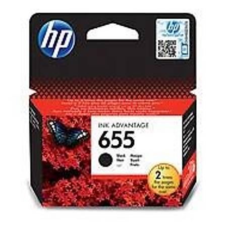 HP CZ109A Black Mürekkep Kartuþ (655)