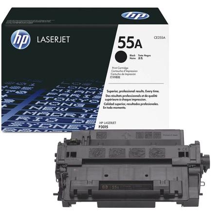HP 55A CE255A - Laserjet P3015 - M521 - M525 Orjinal Toner