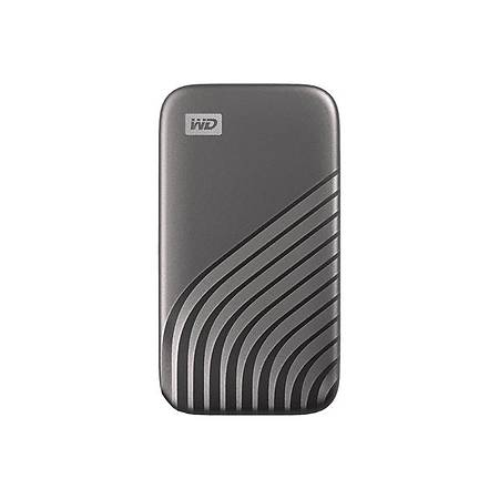My WDBAGF0010BGY-WESN Passport SSD 1TB Space Gray PC Mac Compatiable