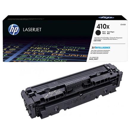 HP CF410X 410X TONER - HP Color LaserJet Pro M377 - M452 - M477 Orjinal Siyah Toner