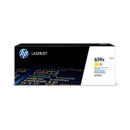 HP W2012X 659X ORJÝNAL YELLOW TONER