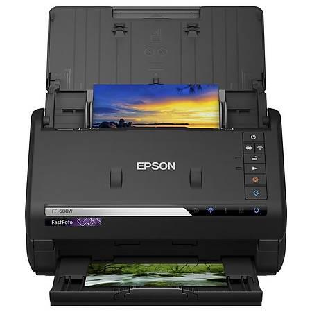Epson Fast Foto FF-680W Scanner