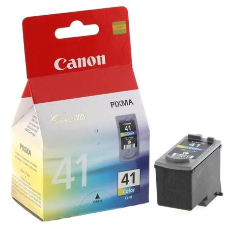 Canon CL41 - Canon CL-41 0rjinal Renkli Kartuþ