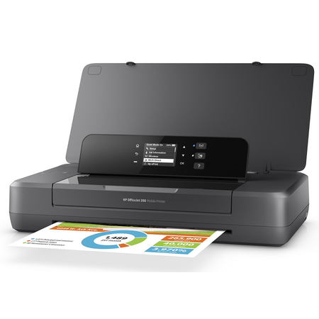 HP N4K99C OfficeJet 202 Mobile Yazýcý