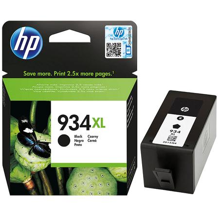 HP 934XL SIYAH - HP 934XL C2P23A ORJINAL SIYAH KARTUÞ