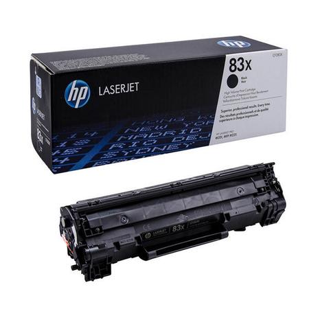 HP CF283X 83X TONER - Hp Laserjet Pro M125 - M127 - M201- M225 Orjinal Toner Yuksek Kapasite