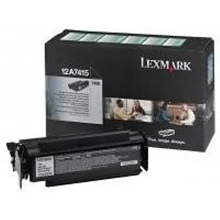Lexmark 12A7415 Toner