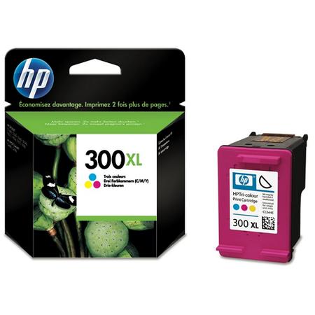 HP 300XL RENKLÝ KARTUÞ - HP 300XL CC644E Orjinal Renkli Kartuþ
