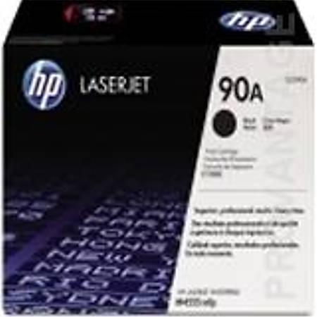 HP CE390A Black Toner Kartuþ (90A)