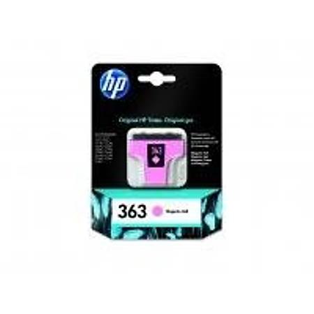 HP C8775E Light Magenta Mürekkep Kartuþ (363)