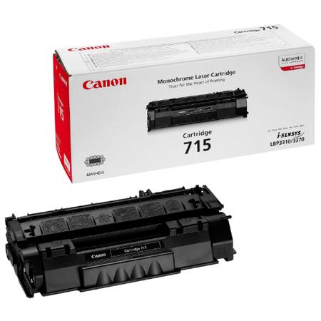 Canon 715 Toner - Canon I-SENSYS LBP3310 - LBP3370 - LBP3311 Orjinal Toner