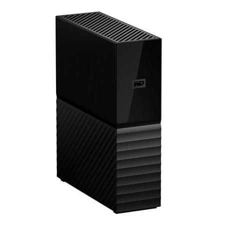 """WD WDBBGB0060HBKMY MY BOOK 6TB USB3.0 3.5"""" Disk"""