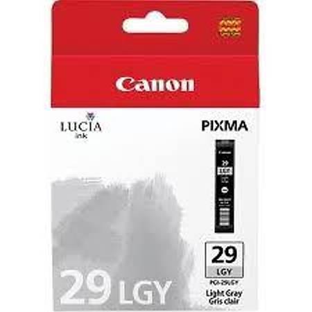 Canon PGI-29 LGY Mürekkep Kartuþ