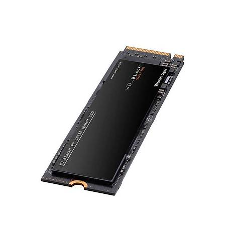 WD WDS500G3X0C 500GB Black SSD